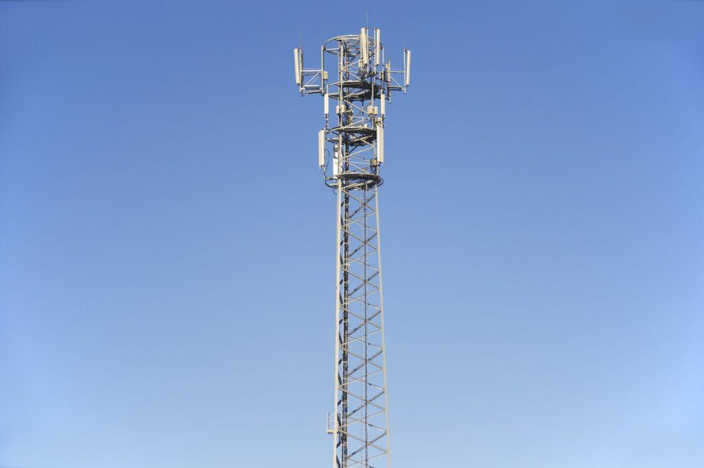 LTE-Telefonmast