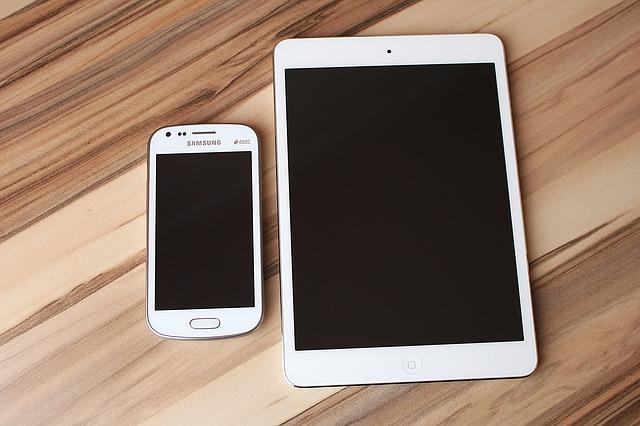 Tablet-und-smartphone
