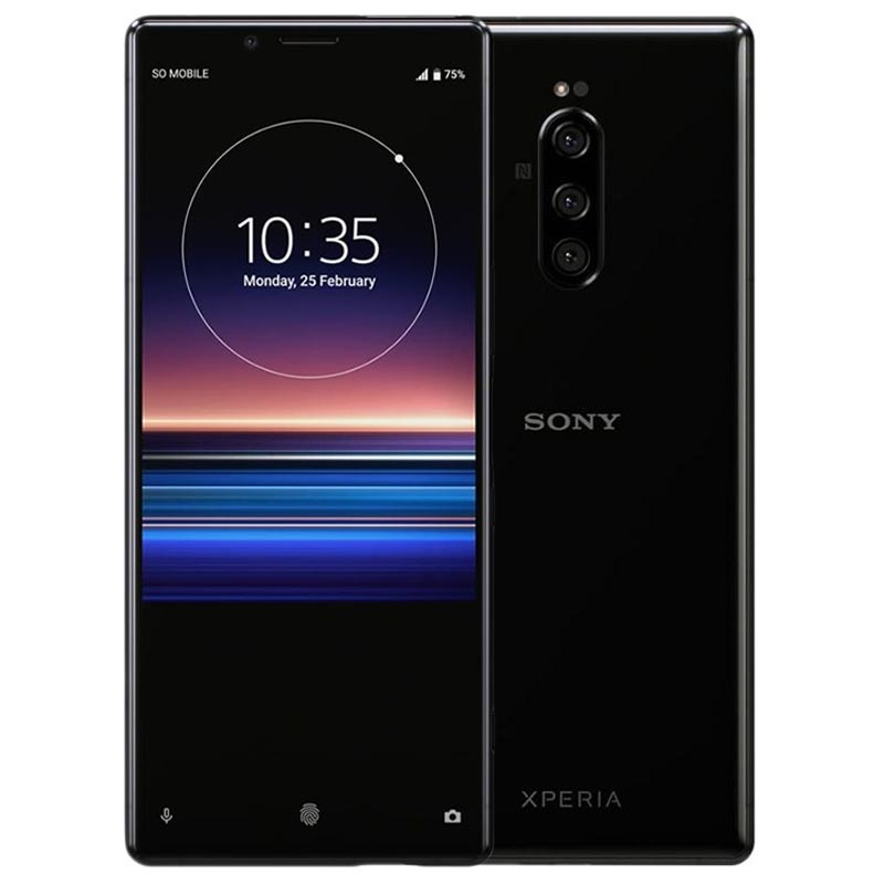 Sony Xperia 1 mit 4K Display